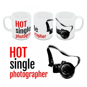 hot single photographer n9x00001 kubek dla fotografa