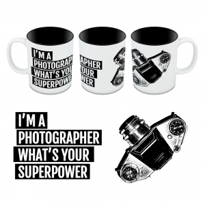 im a photographer whats your superpower n9x0005 kubek fotografa