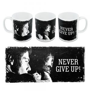 Kubek Motywacyjny Never Give UP 02a